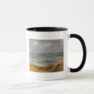 ピエール海、ガーンジーのルノアール|の眺め マグカップ