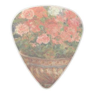 ピエール銅の洗面器のルノアール|のゼラニウム アセタール ギターピック