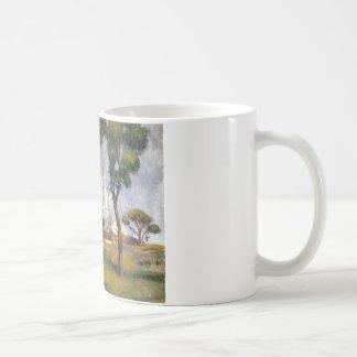 ピエールAugus著ラロシェルの火薬庫 コーヒーマグカップ