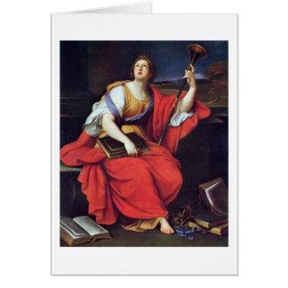 ピエールMignard著Clio カード