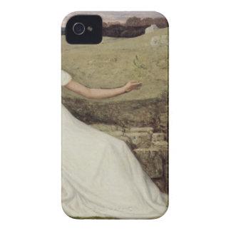 ピエールPuvis de Chavannes著希望 iPhone 4 カバー