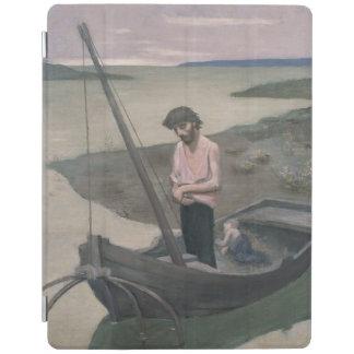 ピエールPuvis de Chavannes著貧しい漁師 iPadスマートカバー