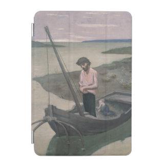 ピエールPuvis de Chavannes著貧しい漁師 iPad Miniカバー