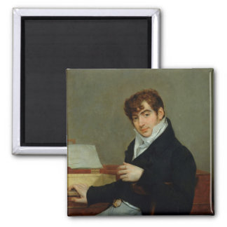 ピエールZimmermann 1808年のポートレート マグネット
