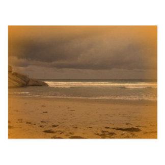 ピカピカのビーチ5 ポストカード