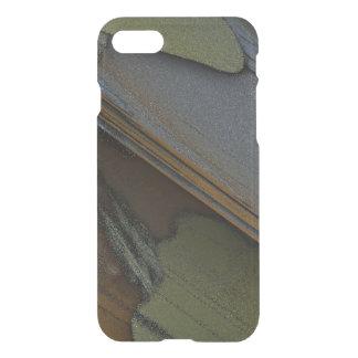 ピクセルは石板MANDELBULB 3Dを抽出します。 フラクタルIMG iPhone 8/7 ケース