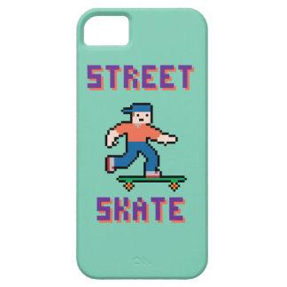 ピクセルスケート選手のiPhone 5/5S iPhone SE/5/5s ケース