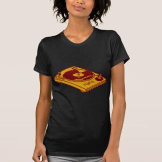 ピクセルターンテーブル Tシャツ