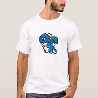 ピクセルドラゴンのTシャツ Tシャツ