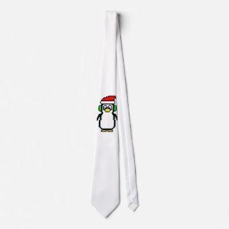 ピクセルペンギン2.0 ネクタイ