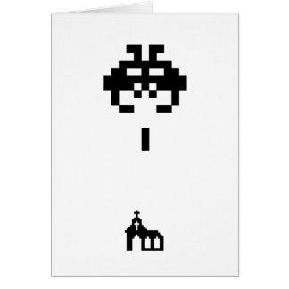 ピクセル侵略者対教会 カード