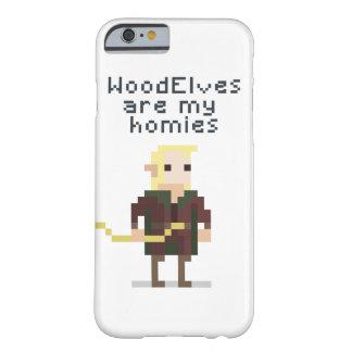 ピクセル小妖精や小人 BARELY THERE iPhone 6 ケース