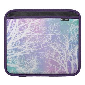 ピクセル森林 iPadスリーブ