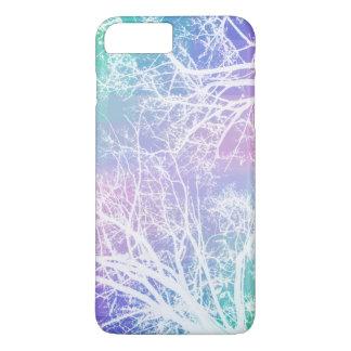 ピクセル森林 iPhone 8 PLUS/7 PLUSケース
