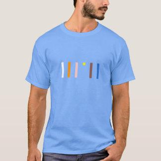 ピクセル貯蔵所犬 Tシャツ