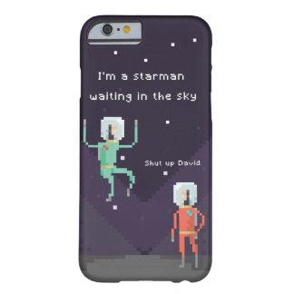 ピクセルStarman Barely There iPhone 6 ケース
