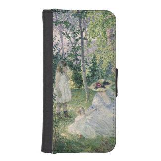 ピクニック1903年 iPhoneSE/5/5sウォレットケース