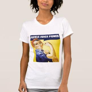 ピクルスジュース力 Tシャツ