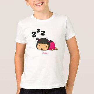 ピグテールの眠い時間 Tシャツ