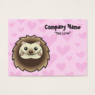 ピグミーのハリネズミ愛 名刺