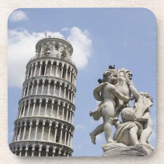 ピサおよび彫像、イタリアの斜塔 コースター