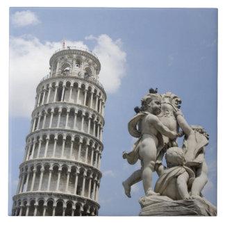 ピサおよび彫像、イタリアの斜塔 タイル