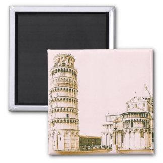 ピサのヴィンテージの磁石の斜塔 マグネット