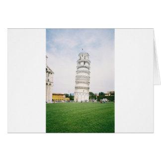 ピサの斜塔 カード