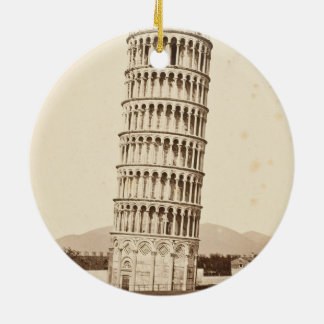 ピサの斜塔 セラミックオーナメント