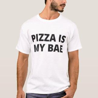 ピザは私のBaeです Tシャツ