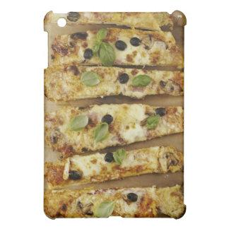 ピザは部分に割り込みました iPad MINI CASE