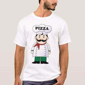ピザシェフメンズTシャツ Tシャツ