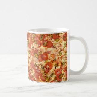 ピザデザイン コーヒーマグカップ