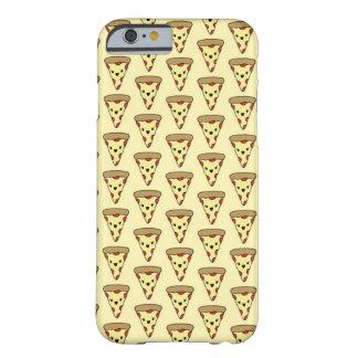 ピザパターンiPhone 6/6sの場合 iPhone 6 ベアリーゼアケース