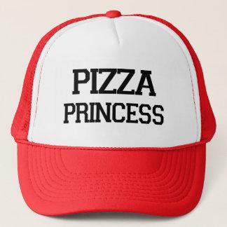 ピザプリンセスのおもしろいなグルメの発言 キャップ