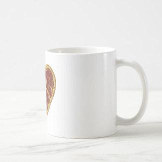 ピザマグ コーヒーマグカップ
