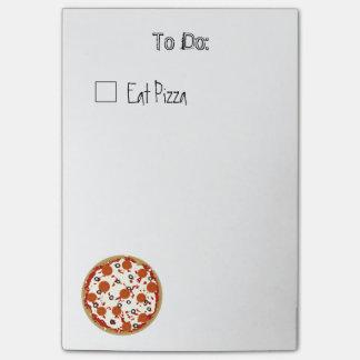 ピザ付箋 ポストイット