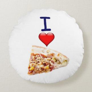 ピザ円形の装飾用クッションのイメージ ラウンドクッション
