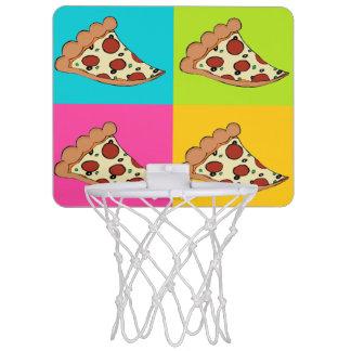 ピザ切れの小型バスケットボール ミニバスケットボールゴール