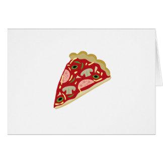 ピザ切れ カード