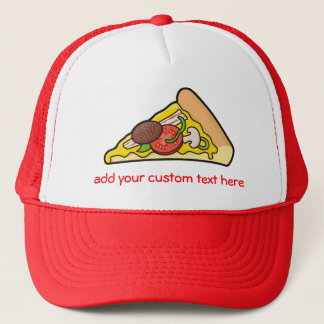 ピザ切れ キャップ