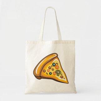 ピザ切れ トートバッグ