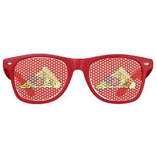 ピザ切れ レトロサングラス