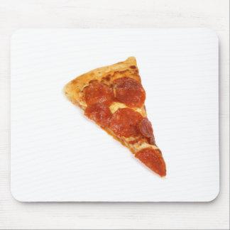 ピザ切れ-切れのピザ マウスパッド