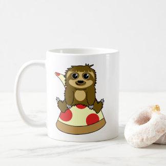 ピザ怠惰 コーヒーマグカップ