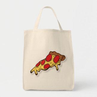 ピザ戦闘状況表示板 トートバッグ