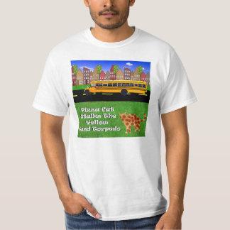ピザ猫の土地の魚雷 Tシャツ