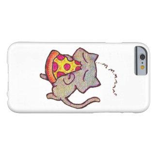 ピザ猫! BARELY THERE iPhone 6 ケース