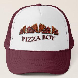 ピザ男の子 キャップ