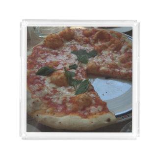 ピザ皿 アクリルトレー